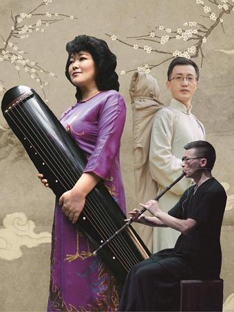 沈阳-任静古琴音乐会