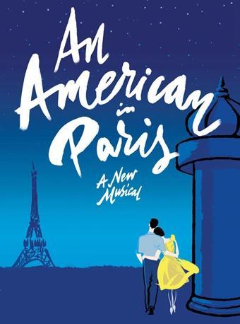 百老汇英文原版音乐剧《一个美国人在巴黎》