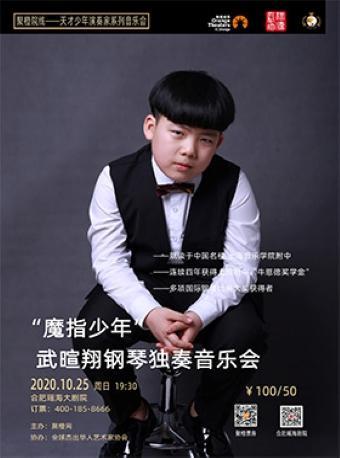 """""""魔指少年""""武暄翔钢琴独奏音乐会"""