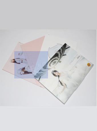 张韶涵专辑 CD+大海报+写真册