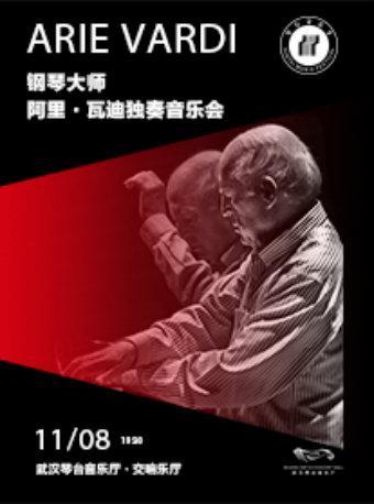 钢琴大师阿里·瓦迪独奏音乐会 武汉