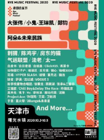 2020天津麦田音乐节