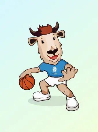 男子篮球U22组比赛 第十四届全运会