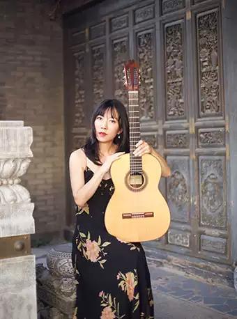 杨雪霏吉他独奏音乐会