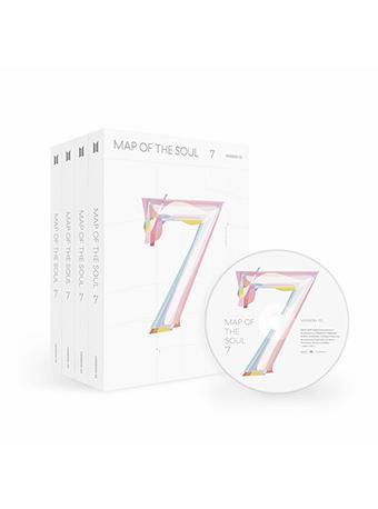 BTS 防弹少年团 正版专辑