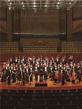 北京交响乐团音乐会