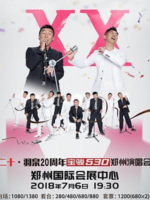 羽泉郑州演唱会