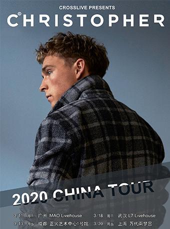 Christopher演唱會上海站