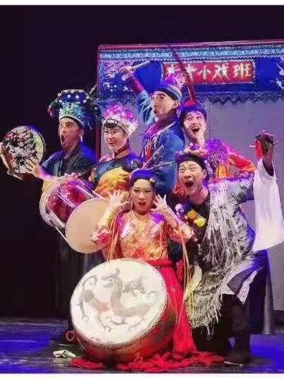 杭州 古装儿童剧《国学小戏班》