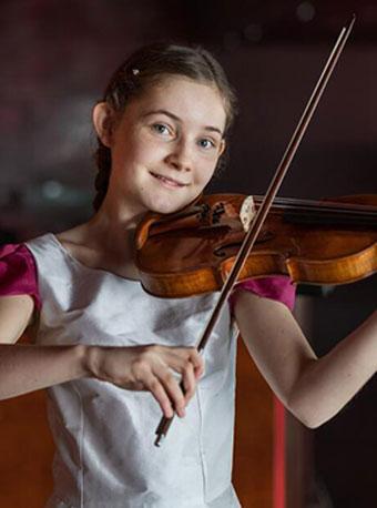 音乐神童爱尔玛•多伊彻音乐分享会