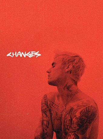 """贾斯汀比伯黑胶唱片 """"Changes"""""""