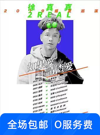 徐真真2019巡演 乌鲁木齐站