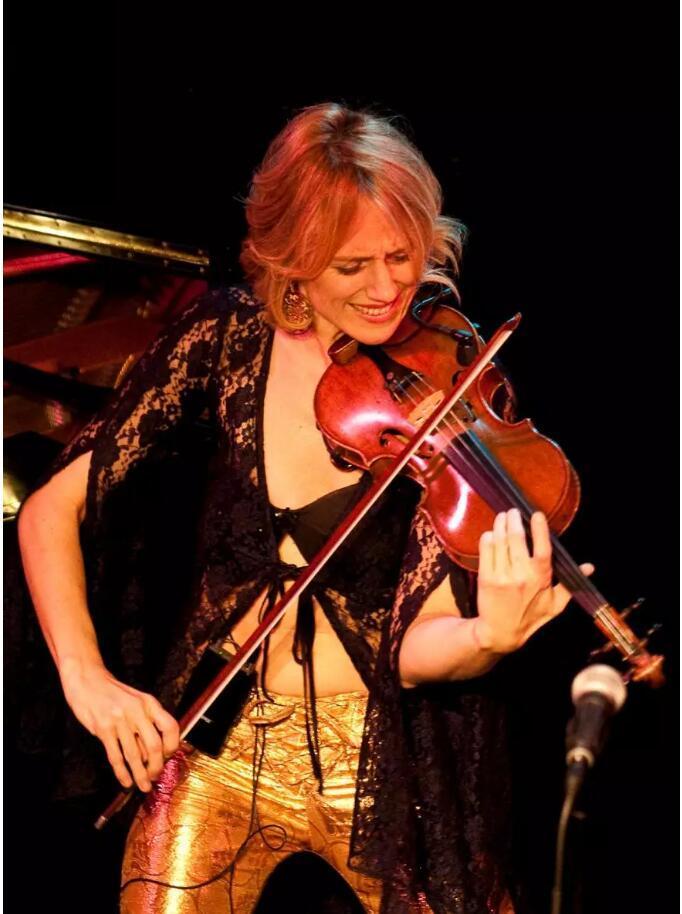 黛西·乔普林小提琴音乐会