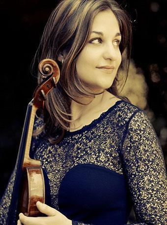维瓦尔弟小提琴协奏曲《四季》音乐会