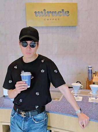 林俊杰周边 miracle coffee