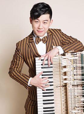 侯乐天音乐喜剧《钢琴不是吹的》