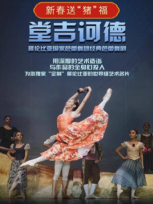 经典芭蕾舞剧《堂吉诃德》