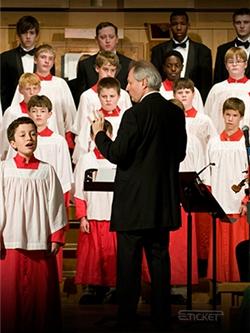 美国亚利桑那男童合唱团音乐会