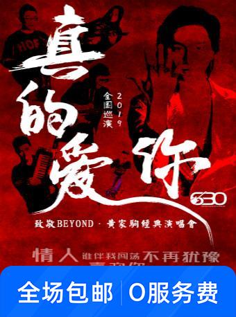 致敬BEYOND黄家驹音乐会 重庆站