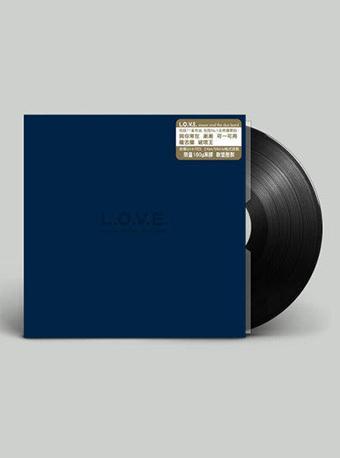 20201229_票牛商城_陈奕迅专辑 LOVE LP黑胶唱片 12寸留声机专用碟片