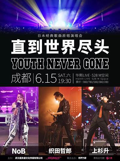 日本经典歌曲正版原唱演唱会 成都站