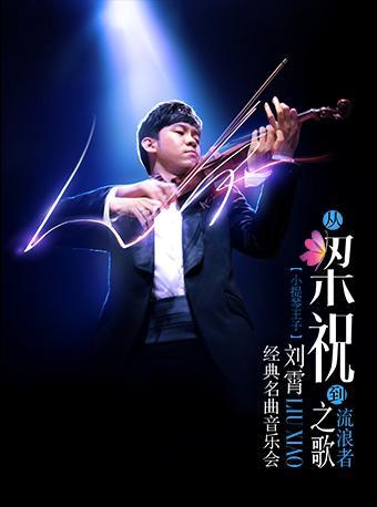 刘霄小提琴经典名曲音乐会
