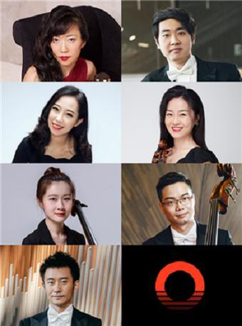 杨雪霏与国家大剧院弦乐四重奏音乐会