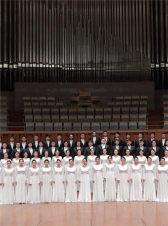 吕嘉与国家大剧院合唱团音乐会