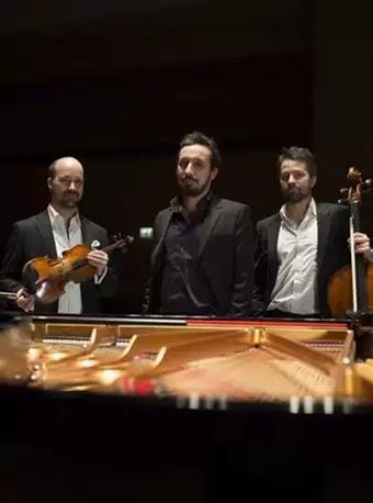 法国马斯谢尔钢琴弦乐三重奏常州音乐会