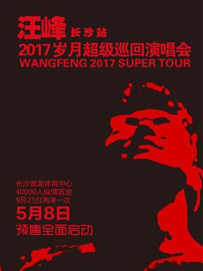 汪峰长沙演唱会