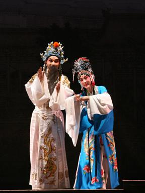 院庆演出季 上海昆剧团《长生殿》四本 第二本《霓裳羽衣》