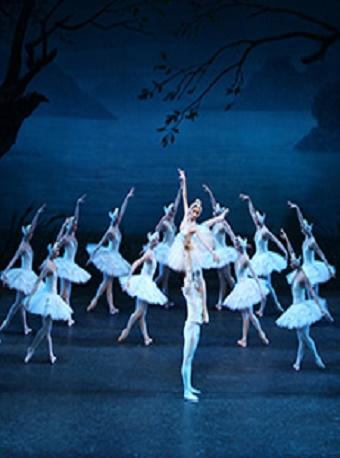经典芭蕾舞剧《天鹅湖》
