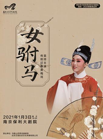传统经典黄梅戏《女驸马》