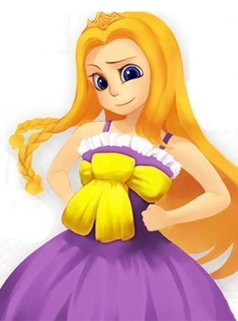 魔发小公主