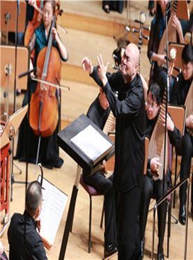 刘沙与上海民族乐团专场音乐会