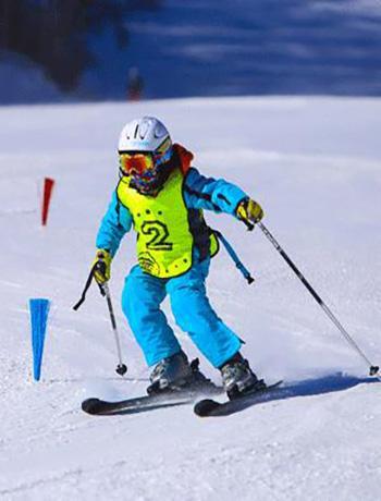 崇礼萌娃滑雪之旅