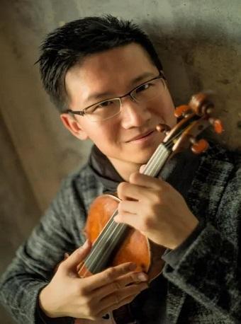 朱丹小提琴独奏音乐会