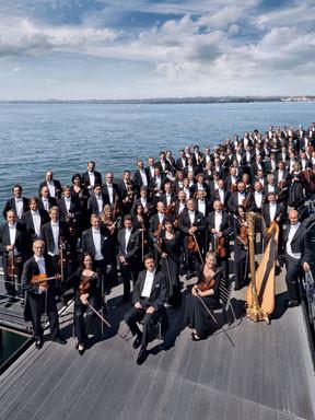 贝多芬交响曲全套——维也纳交响乐团音乐会