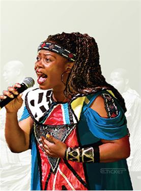 南非索韦托福音合唱团音乐会