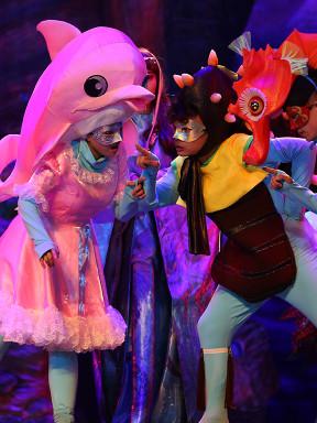 """施光南大剧院第三届""""八喜·打开艺术之门"""" 儿童剧《海洋总动员》"""