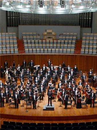 """聆赏经典——""""满江红""""中国交响乐团音乐会"""