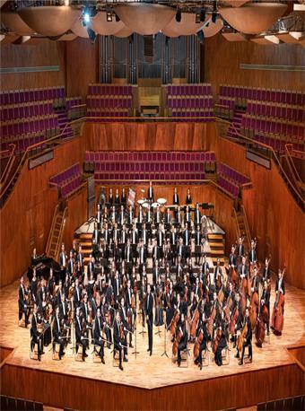 闭幕音乐会 余隆演绎马勒第四交响曲