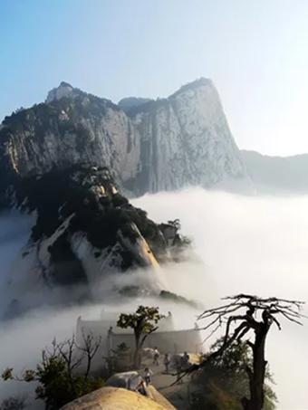 华山风景名胜区门票