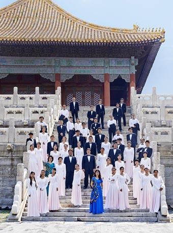 合唱艺术百年经典 中国交响乐团合唱音乐会