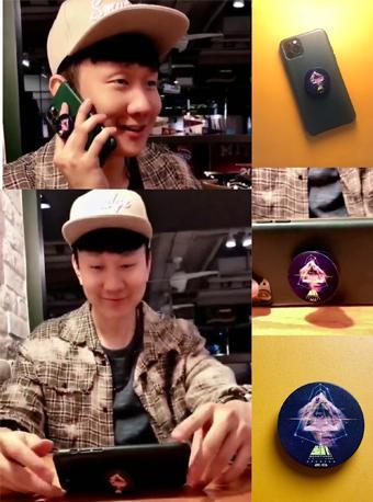 【林俊杰周边】JJ林俊杰同款手机支架