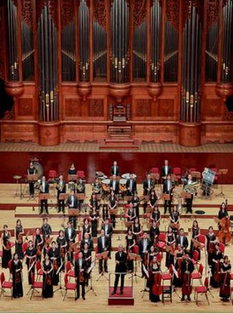 台北市立交响乐团音乐会