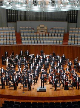 中国交响乐团2020-2021音乐季