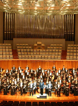 北京交响乐团乐季音乐会