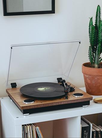 20201214_票牛商城_Syitren/赛塔林 MANTY留声黑胶唱片机实木贴皮复古电唱老式lp播放