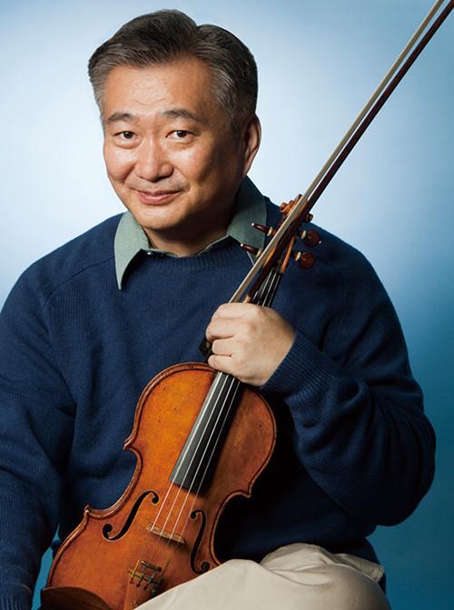Chin Kim小提琴独奏